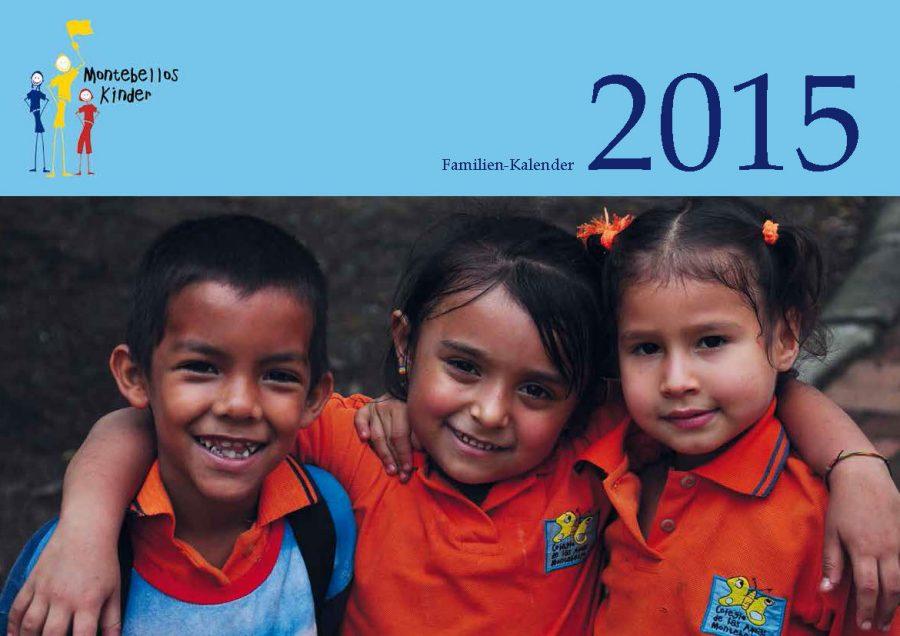 Montebellos Kinder Familien Kalender 2015