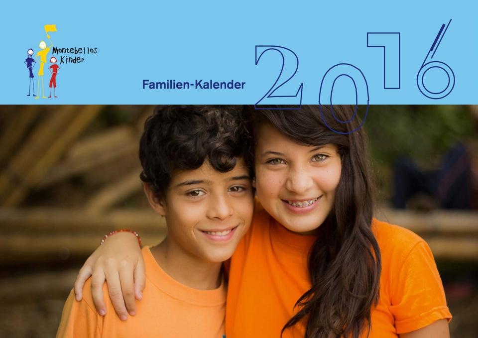 Mit Montebellos Kindern durch das Jahr 2016!