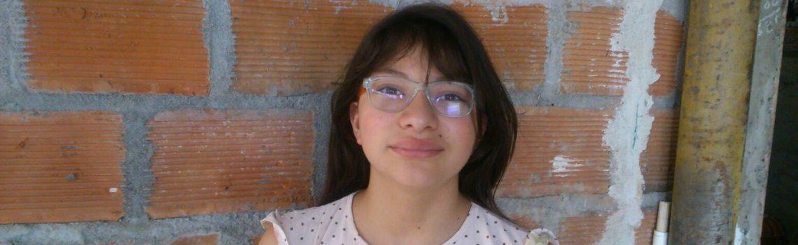 Leidy Ortiz, Schülerin am Colegio de las Aguas Montebello<br /><em>&#8222;Meine Geschichte&#8220;</em>