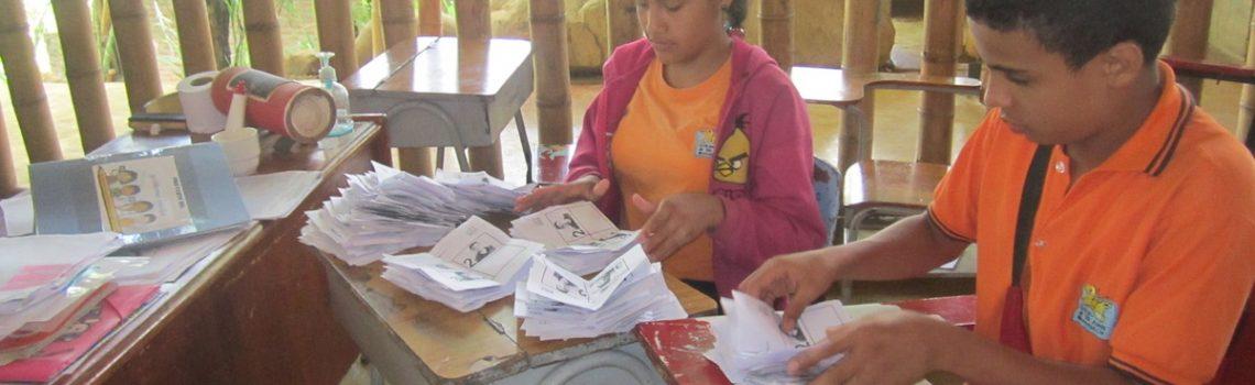 Schülervertretung im Colegio de las Aguas