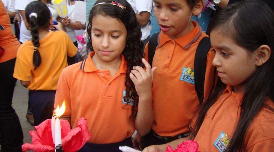 Frieden für Kolumbien!