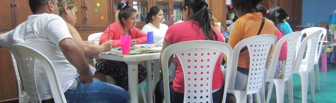 Rosita, Teilnehmerin bei MIMHOS<br /><em>&#8222;Meine Geschichte&#8220;</em>