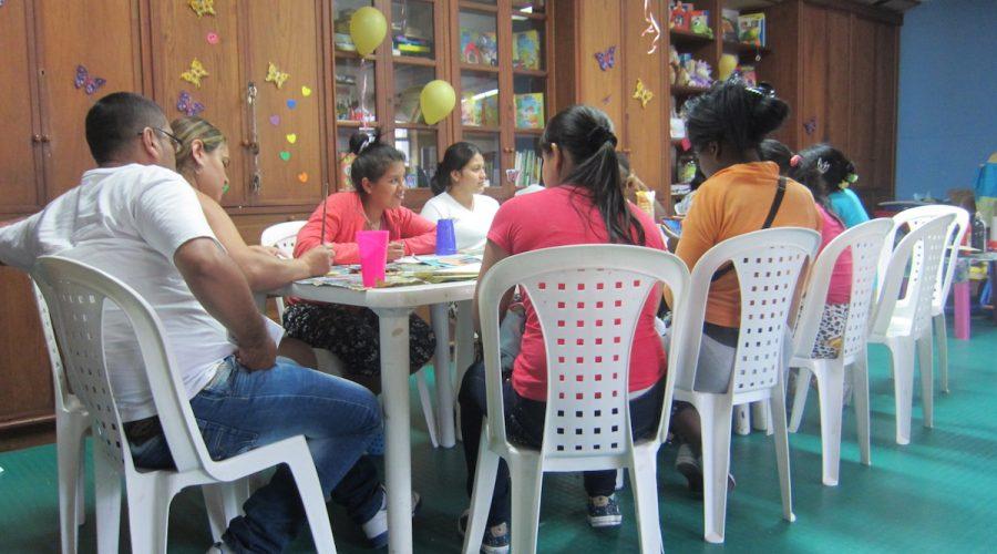 """Rosita, Teilnehmerin bei MIMHOS<br /><em>""""Meine Geschichte""""</em>"""