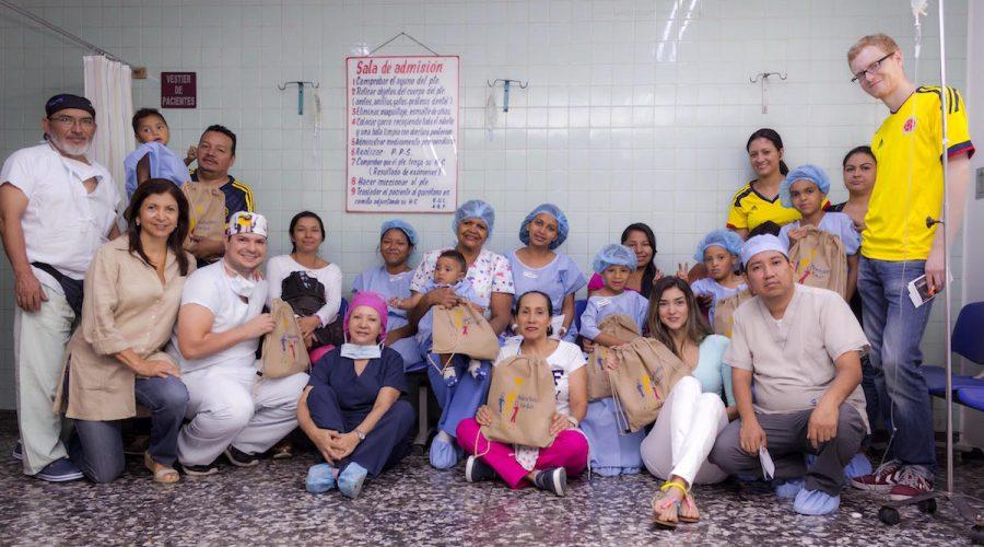 Operationen im Hospital San Juan de Dios