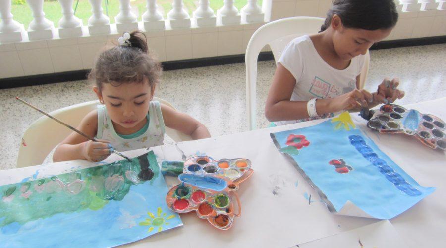 Kunst und Entspannung bei Mimhos
