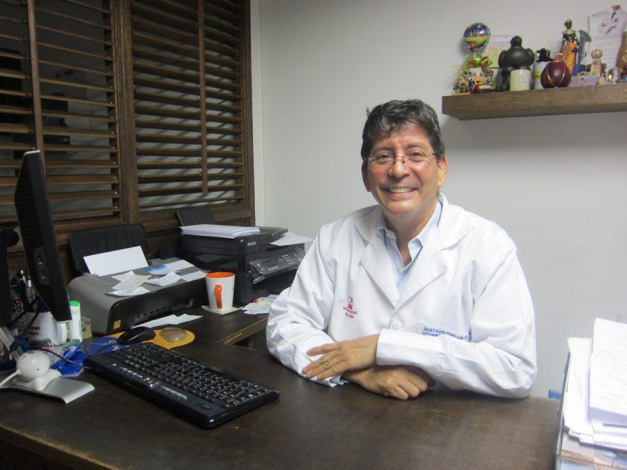 """Dr. Cuellos Hospitation in Deutschland<br /><em>""""Meine Geschichte""""</em>"""