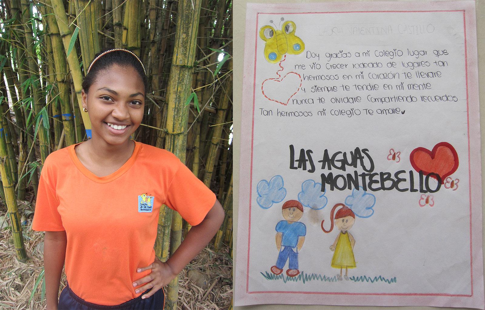 """Las Aguas Montebello <br /><em>""""Meine Geschichte""""</em>"""
