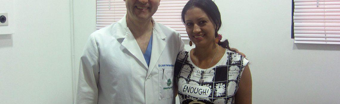Ein kolumbianischer Kardiologe in Deutschland