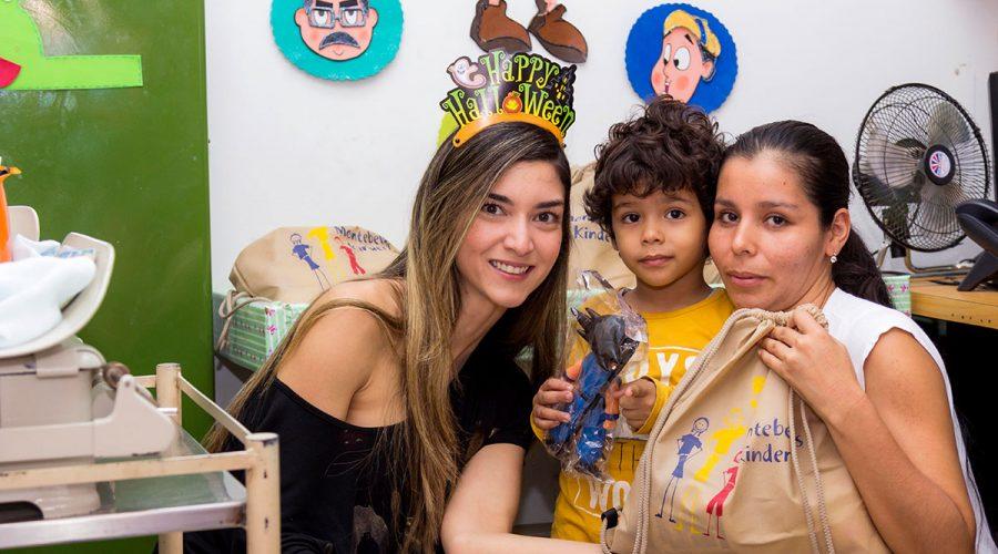 Kits für Kinder in ambulanter Behandlung