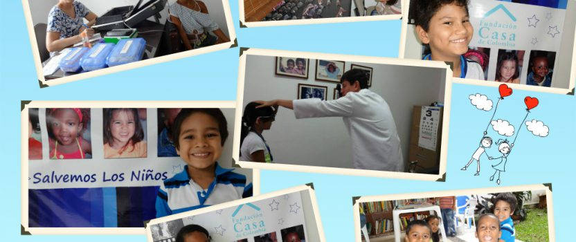 Kolumbianische Patenschaften