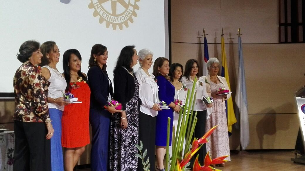 Auszeichnung für Simona Mosquera