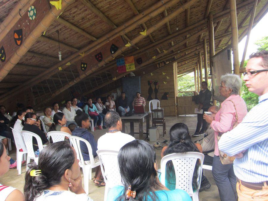 Ein Workshop für die Schülereltern