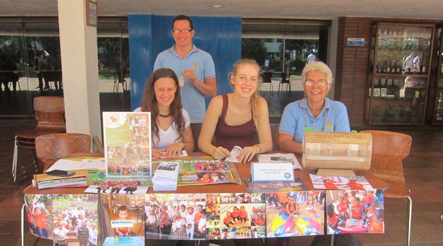 Soziale Projekte in der Deutschen Schule