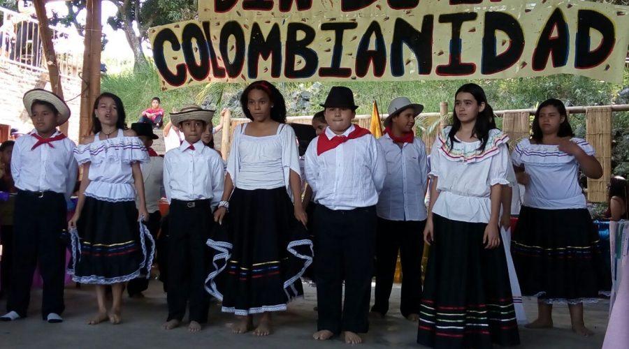 Der Tag der Kolumbianer