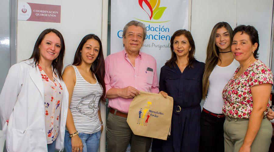 Chirurgische Instrumente für das Hospital San Juan de Dios