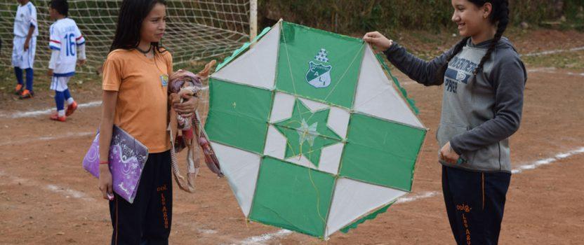 La Cometón – das Fest der Drachen