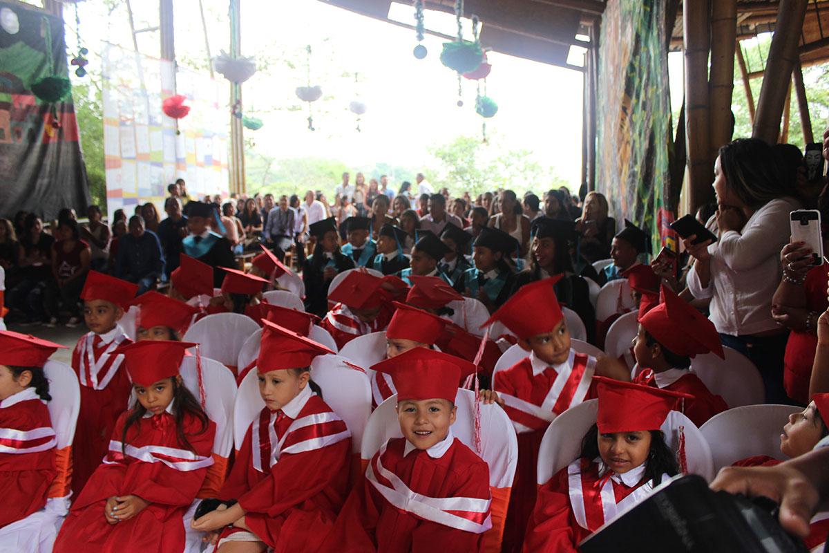 Die Absolventenfeier 2017