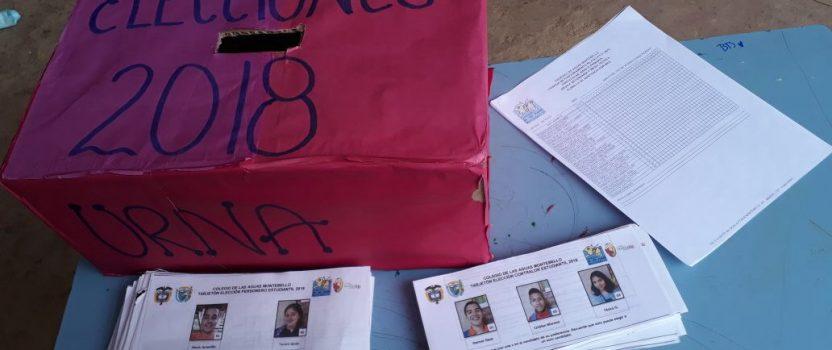 Wahlen zur Schüler*innenvertretung