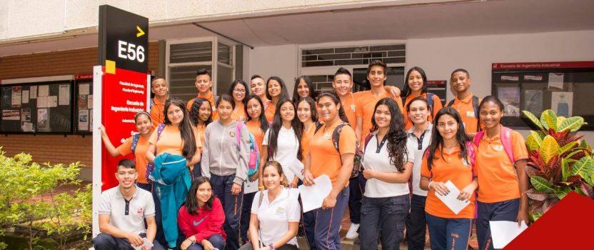 Besuch der Universidad del Valle