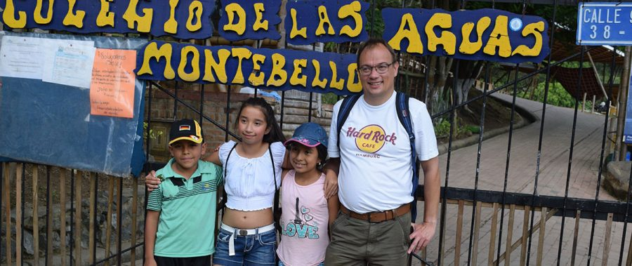 Unser Besuch im Colegio de las Aguas<br /><em>Meine Geschichte</em>