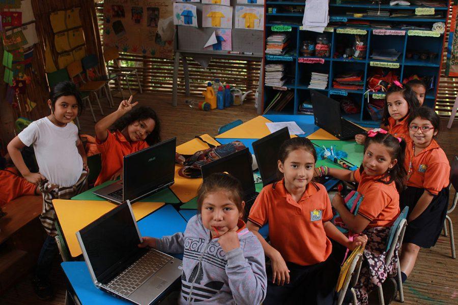 Laptops von Labdoo