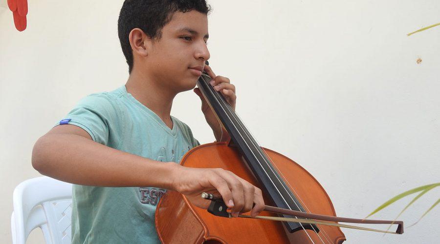 Konzert in Aracataca