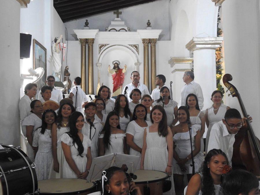 Die heilige Messe in Sincé<br /><em>Meine Geschichte</em>