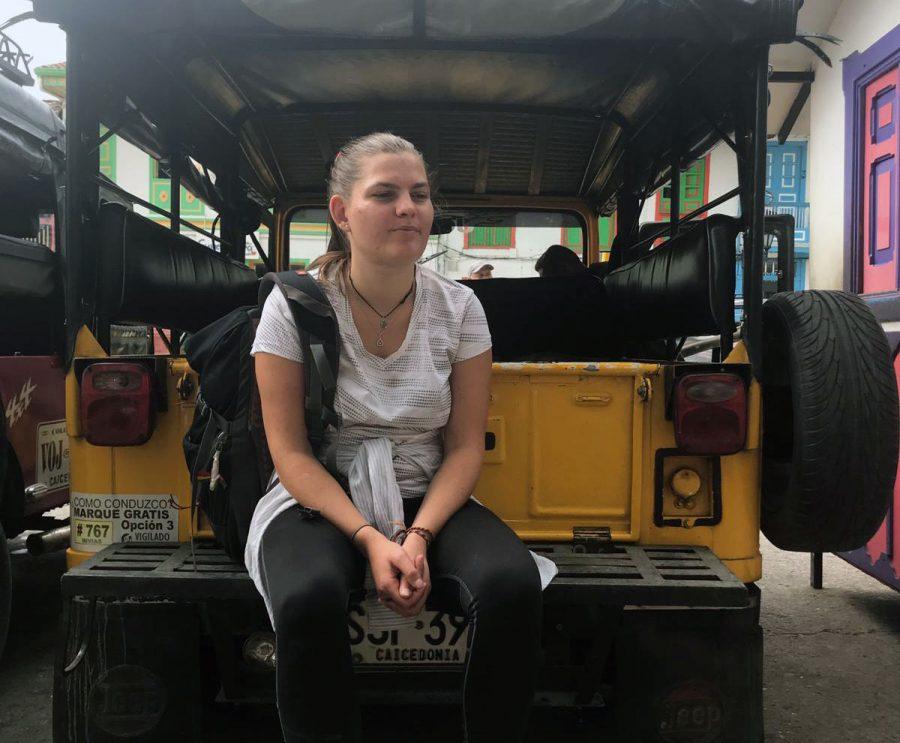 Mein Besuch im Colegio de las Aguas – Antonia Mitze