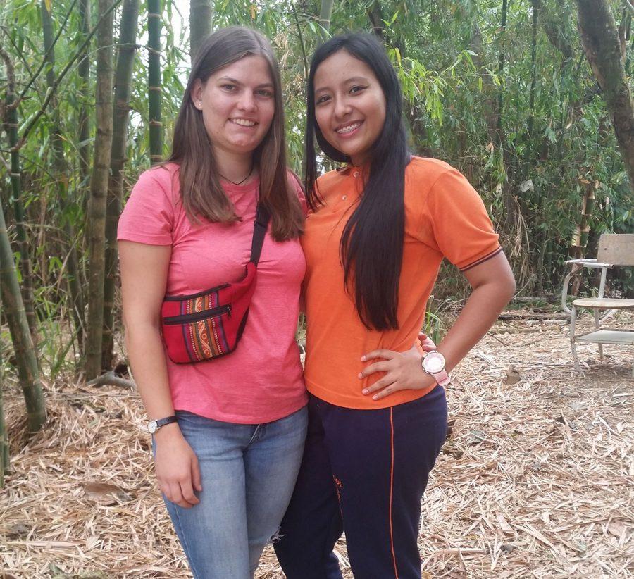 Melina Mancano Ruiz , 10. Klasse <br /><em>Meine Geschichte</em>