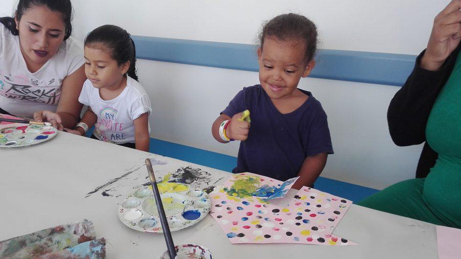 Die Freude der Kinder