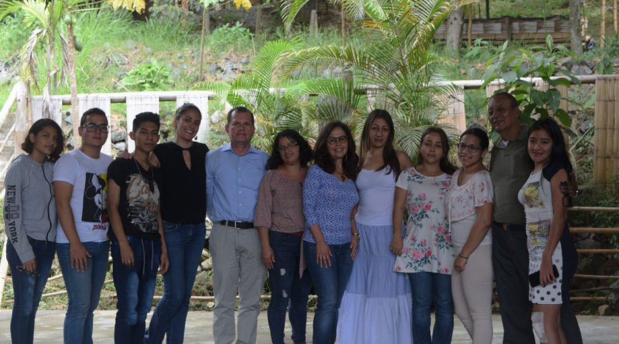 Besuch im Colegio de las Aguas