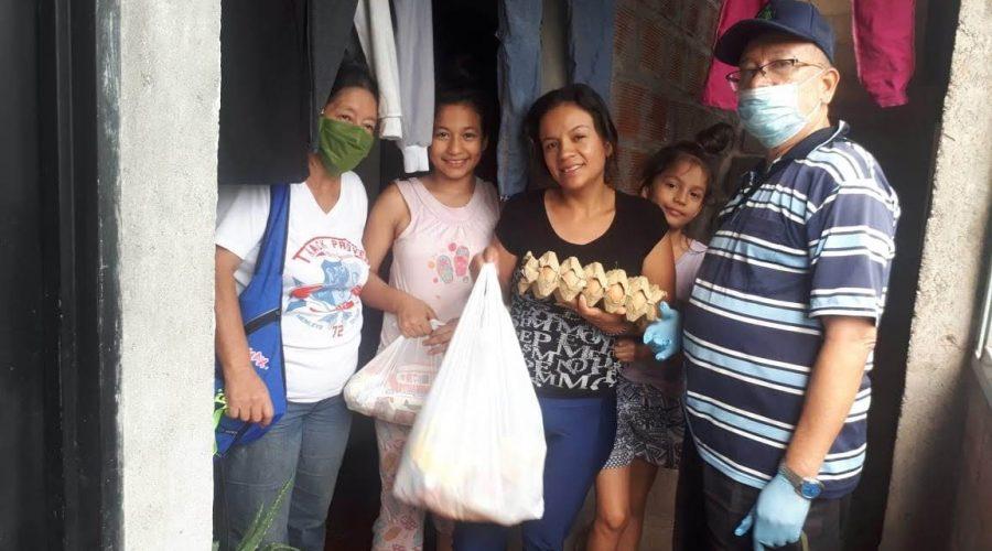 Aktuelle Hilfsaktion in Montebello
