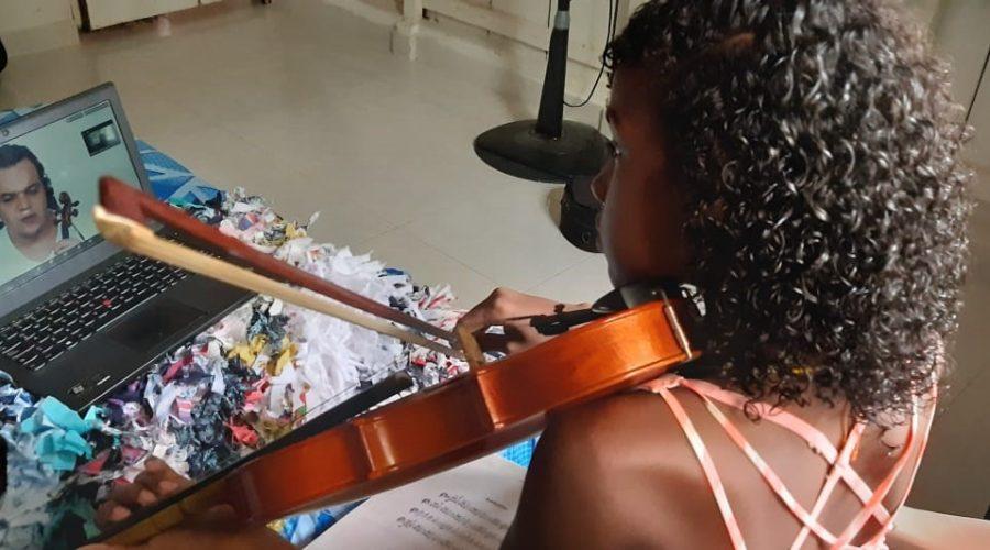 Online-Musikwettbewerb bei In Crescendo