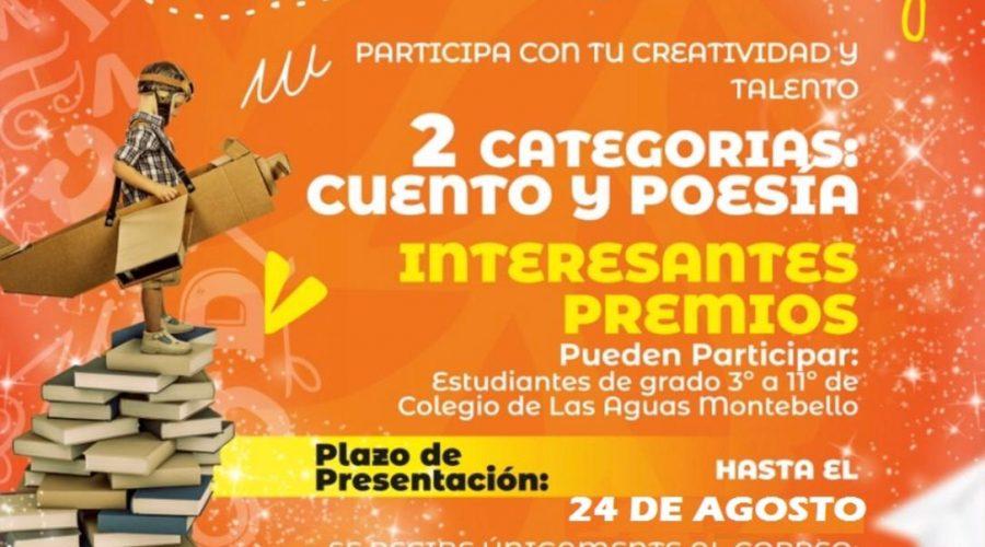 Literaturwettbewerb im Colegio de las Aguas