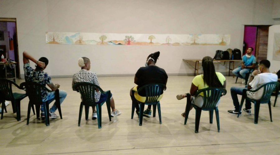 Kunsttherapie gegen Gewalt
