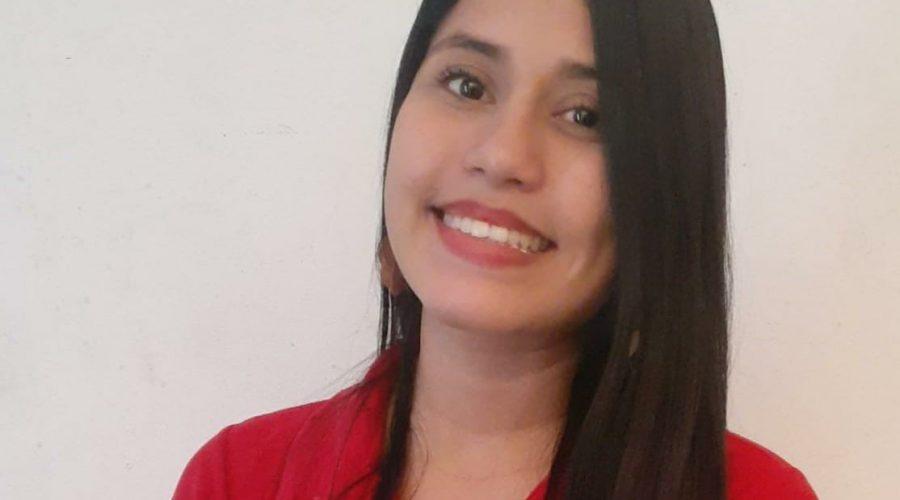 Maria Eugenia<br /><em>Vorstellung für ein Stipendium</em>