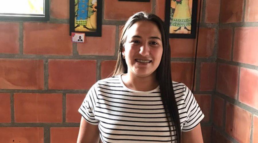 Paola Andrea Sepulveda<br /><em>Studentin der Betriebswirtschaftslehre</em>