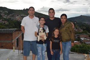 Alexis-Familie