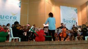 Orchester Bühne