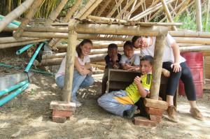 Bambusstand